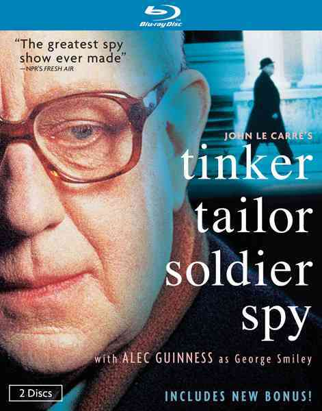 TINKER TAILOR SOLDIER SPY BY GUINNESS,ALEC (Blu-Ray)